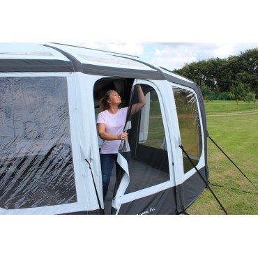 Outdoor Revolution Eclipse Pro 380 Caravan Inflatable Awning
