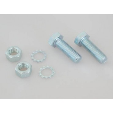 Towbar - Pair Of High Tensile Bolts & Nuts 50mm