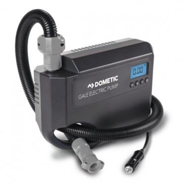 Dometic Gale 12v High Pressure Electric Pump for Air awnings & SUP's etc.