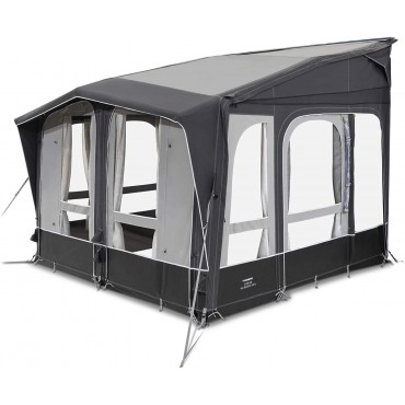 Dometic Club 330S All Season Caravan and Motorhome Seasonal Pitch Awning