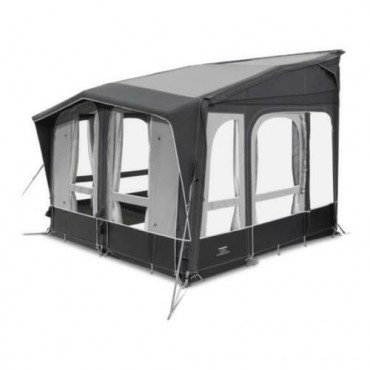 Dometic Club 330M All Season Caravan and Motorhome Seasonal Pitch Awning - 265cm - 295cm