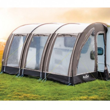 Royal Welbeck 390 Lightweight Touring Caravan Porch Awning