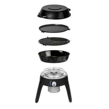 Cadac Safari Chef 2 Portable Gas Barbecue - HP Disposable Canister