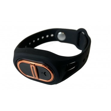USB Rechargeable Ultrasonic Mosquito Repelling Wrist Band