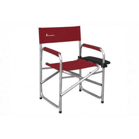Isabella Director Chair with Table Red