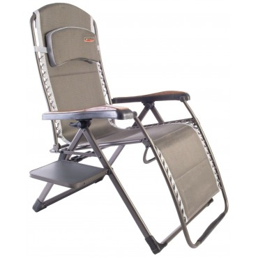 Quest Elite Naples Pro Relaxer XL Chair with Side Table