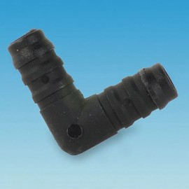 "W4 Hose Connector - Elbow 1/2"" (12mm)"