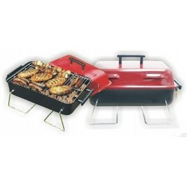 Portable Table Top Gas Barbecue With Lava Rock