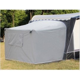 CampTech Caravan Awning Tailored Standard Sleeping Annexe
