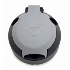 Towing Socket - 12S - Grey