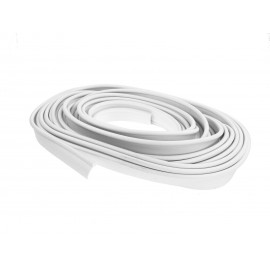 Caravan Awning Rail Protector 12m Strip - Cut To Length - Off White