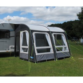 Kampa Rally 330 PRO Caravan Porch Awning