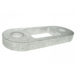 Towing Towbar Spacer Plate 13mm