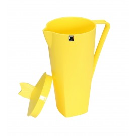 Cuisine Viva Yellow Picnic Jug with Lid