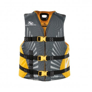 Stearns Youth Life Jacket Anti-Microbial PFD / Bouyancy Aid