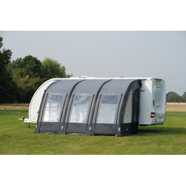 Quest Gemini Air 390 Inflatable Caravan Porch Awning