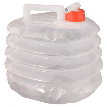 Collapsible Concertina Fresh Water Jerry Can Container