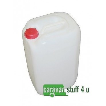 Caravan Camping Jerry Fresh Water Container Can - 25l