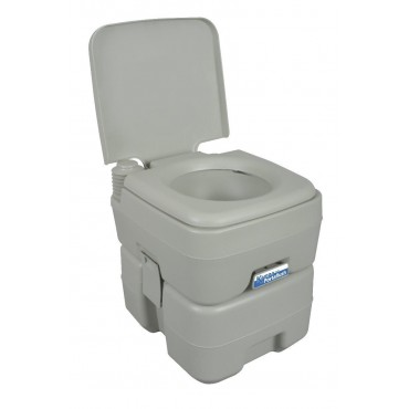 Kampa Portaflush 20 - Family Caravan / Campervan Chemical Toilet